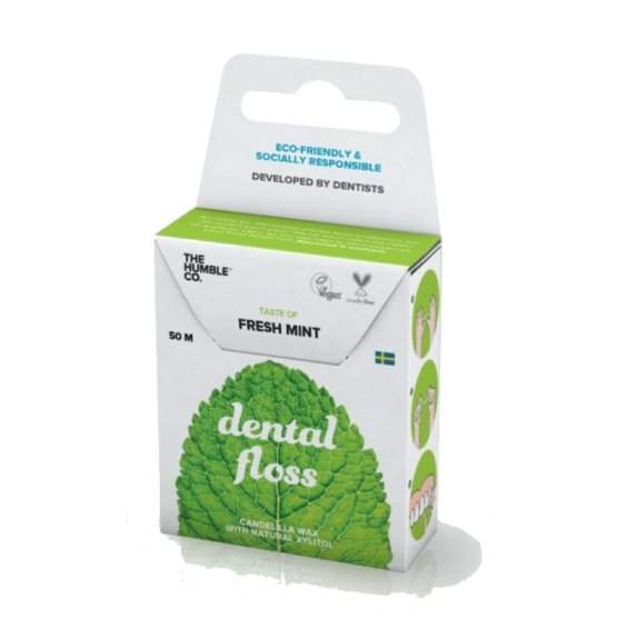Dental Floss Mint - Fairtrade en Zero Waste