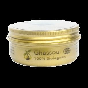Ghassoul Biologisch Klei Masker - Pure Naturals