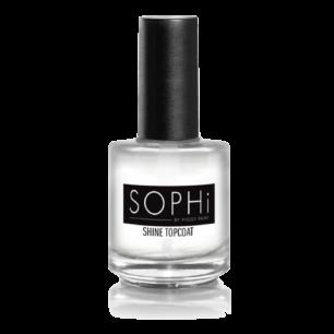 Natuurlijke Eco Nagellak Sophi -Shine Topcoat