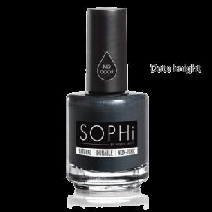 Natuurlijke Eco Nagellak Sophi - Date Knight (handen)