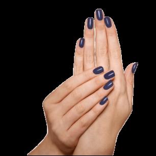 Natuurlijke Eco Nagellak Sophi - Feetured Attraction (handen)