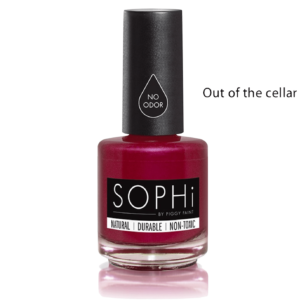 Natuurlijke Eco Nagellak Sophi - Out of the Cellar