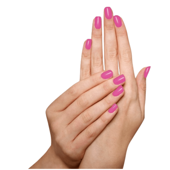 Natuurlijke Eco Nagellak Sophi - It's A Girl Thing (nagels)