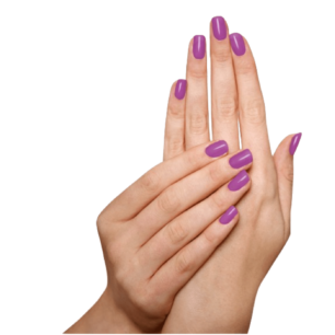 Natuurlijke Eco Nagellak Sophi - Plump Up The Volume (nagels)