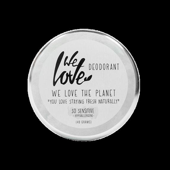 Natuurlijke Deodorant Blikje So Sensitive - We Love The Planet