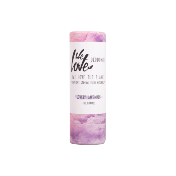 Deodorant Stick Lovely Lavender - We Love The Planet