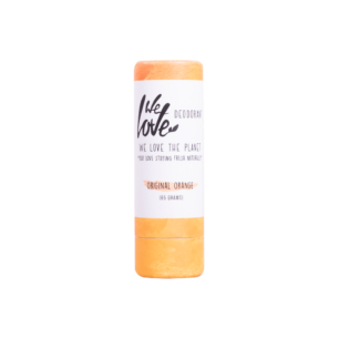 Deodorant Stick Original Orange - We Love The Planet