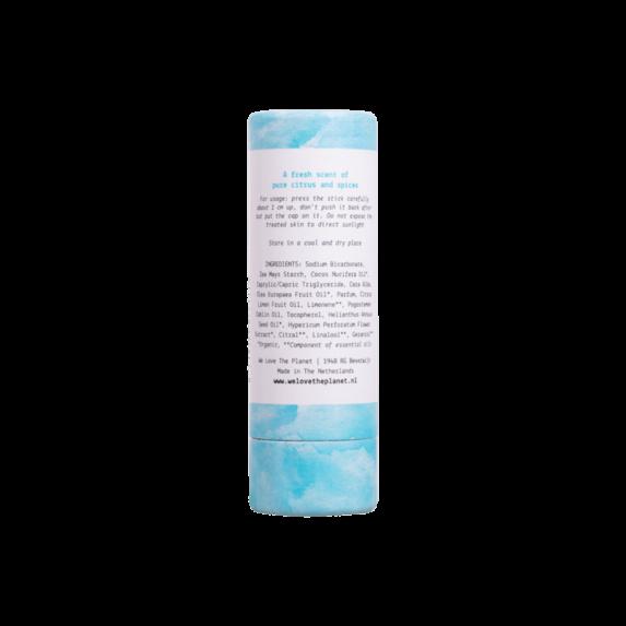 Deodorant Stick Forever Fresh (back) - We Love The Planet