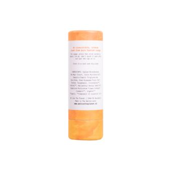 Deodorant Stick Original Orange (back) - We Love The Planet
