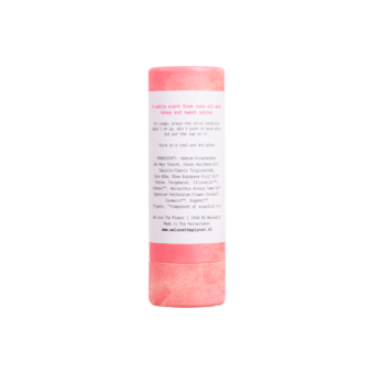 Deodorant Stick Sweet Serenity (back) - We Love The Planet