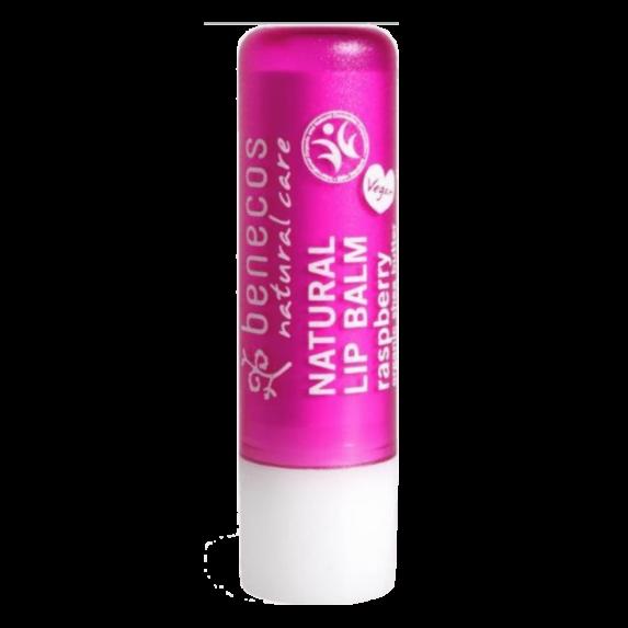 Lippenbalsem Raspberry Vegan - Benecos
