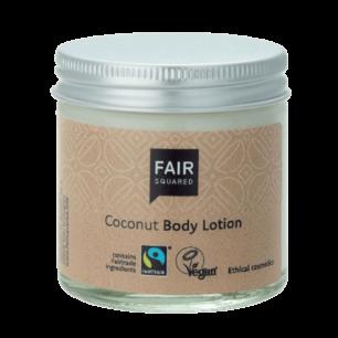 Body Lotion Coconut - Fairtrade & Zero Waste