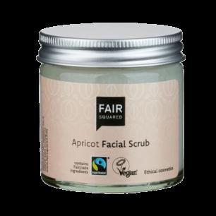 Gezicht Scrub Abrikoos - Fairtrade & Zero Waste