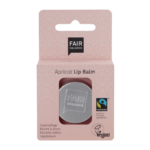 Lippenbalsem Abrikoos – Fairtrade & Zero Waste