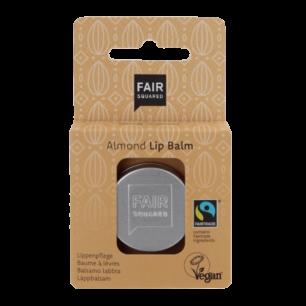 Lippenbalsem Amandel - Fairtrade & Zero Waste
