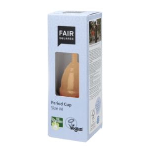 Menstruatiecup M - Fairtrade & Zero Waste