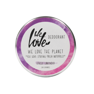 Natuurlijke Deodorant Blikje Lovely Lavender - We Love The Planet