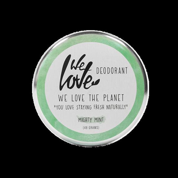 Natuurlijke Deodorant Blikje Mighty Mint - We Love The Planet