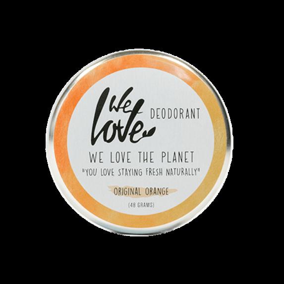 Natuurlijke Deodorant Blikje Original Orange - We Love The Planet