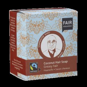 Shampoo Bar Kokosolie - Fairtrade & Zero Waste
