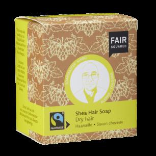 Shampoo Bar Shea - Fairtrade & Zero Waste