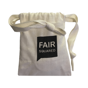 Zeepzakje Katoen - Fairtrade en Zero Waste