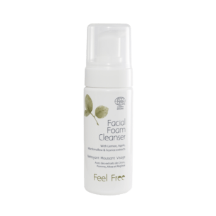 Natuurlijke Gezicht Foam Cleanser 150ml - Feel Free