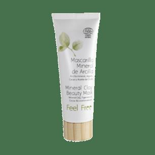 Natuurlijke Mineraal Klei Schoonheidsmasker 75ml - Feel Free