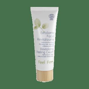 Natuurlijke Revitaliserende Peeling Crème 75ml - Feel Free
