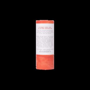 Natuurlijke Deodorant Vegan Sweet & Soft stick achterkant - We Love the Planet