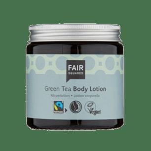 Body Lotion Green Tea - Fairtrade & Zero Waste