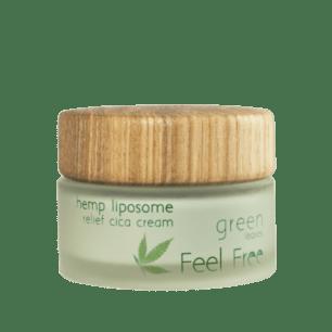 Hennep Liposomen Relief Crème 50ml - Feel Free