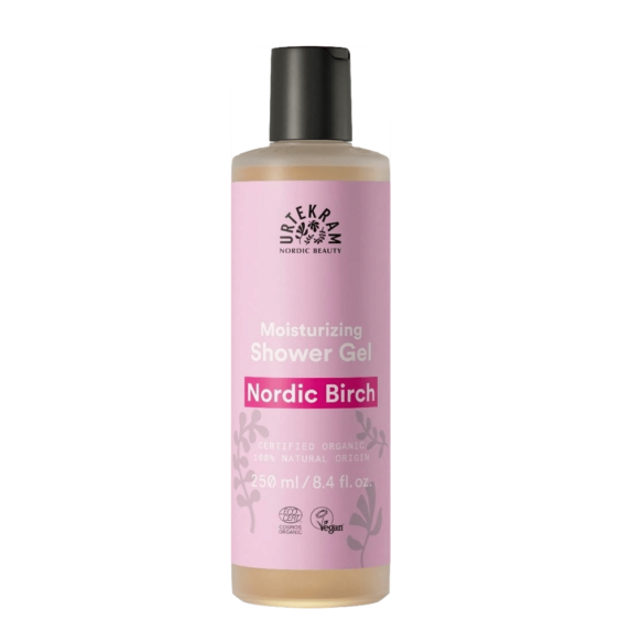 Douchegel Nordic Birch 250ml - Urtekram