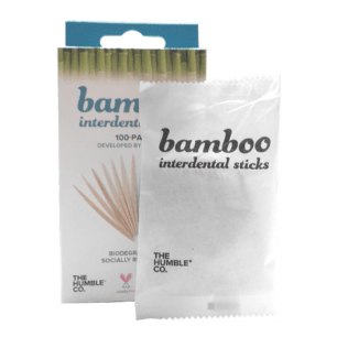 Bamboe Tandenstokers - Fairtrade en Zero Waste