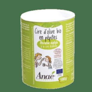 Biologische Olijfwas Korrels - Anae 100gr