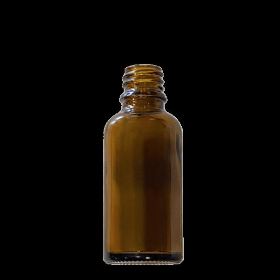 Glazen Druppelflesje (30ml) - Fair Squared