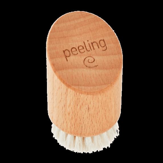 Houten Peeling Gezichtsborstel - Croll & Denecke