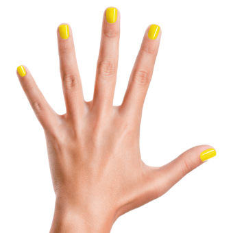 Bae-Bee Bliss - Piggy Paint (nagels)
