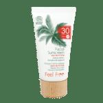Natuurlijke Gezicht Zonnebrand Creme (50ml) – SPF30