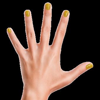 Heart of Gold - Piggy Paint (nagels)